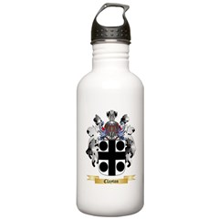 Clayton Stainless Water Bottle 1.0L