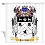 Clayburn Shower Curtain