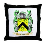 Clavin Throw Pillow