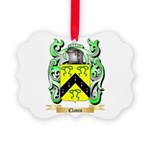 Clavin Picture Ornament
