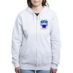 Claussen Women's Zip Hoodie