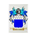 Claussen Rectangle Magnet (10 pack)