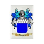 Claussen Rectangle Magnet (100 pack)