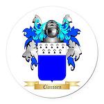 Claussen Round Car Magnet