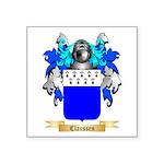 Claussen Square Sticker 3