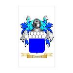 Claussen Sticker (Rectangle)
