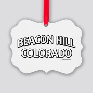 Beacon Hill Colorado Ornament