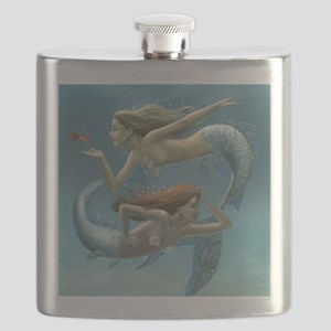 siren sisters square covered version Flask