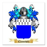 Clausewitz Square Car Magnet 3
