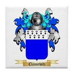 Clausewitz Tile Coaster