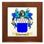 Clausewitz Framed Tile