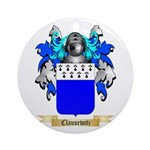 Clausewitz Ornament (Round)