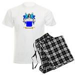 Clausen Men's Light Pajamas