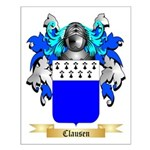 Clausen Small Poster