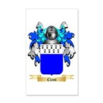 Claus 20x12 Wall Decal