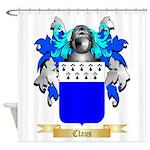 Claus Shower Curtain