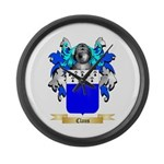 Claus Large Wall Clock