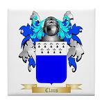 Claus Tile Coaster