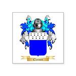 Classon Square Sticker 3