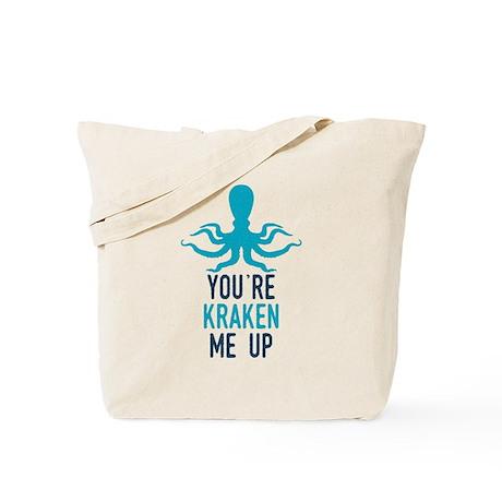 Kraken Me Up Tote Bag