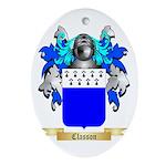 Classon Ornament (Oval)