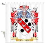 Clarkson Shower Curtain