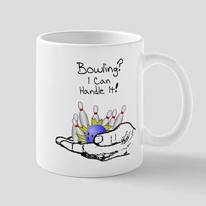 Confident Bowler Mug
