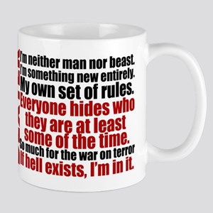Dexter Quotes 11 oz Ceramic Mug