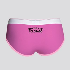 Bellevue Acres Colorado Women's Boy Brief