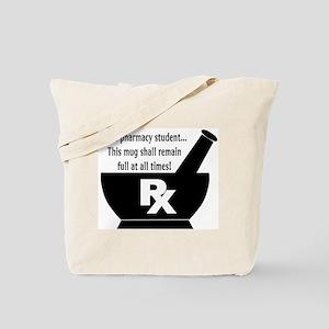 Pharmacy Student Mug Tote Bag
