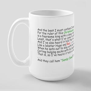 The Nightmare Before Christmas  Large Mug