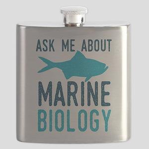 Ask Marine Biology Flask