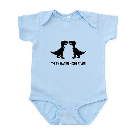 T-Rex Hates High Fives Infant Bodysuit