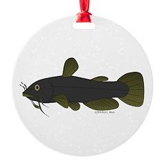 Bullhead Catfish Ornament