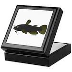 Bullhead Catfish Keepsake Box