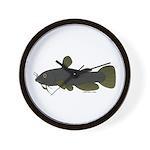 Bullhead Catfish Wall Clock