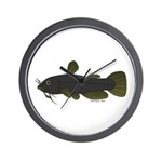 Bullhead Catfish Wall Clock