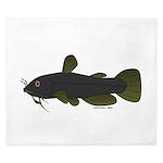 Bullhead Catfish King Duvet