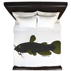 Bullhead Catfish King Duvet