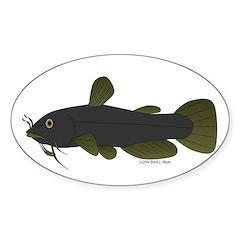 Bullhead Catfish Decal