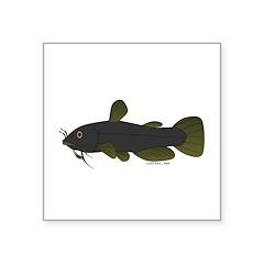 Bullhead Catfish Sticker
