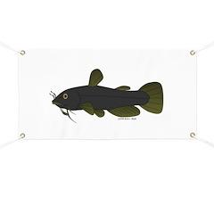 Bullhead Catfish Banner