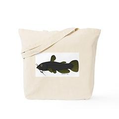 Bullhead Catfish Tote Bag