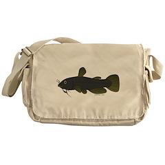 Bullhead Catfish Messenger Bag