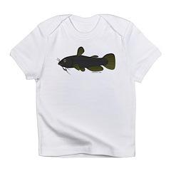 Bullhead Catfish Infant T-Shirt