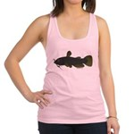 Bullhead Catfish Racerback Tank Top