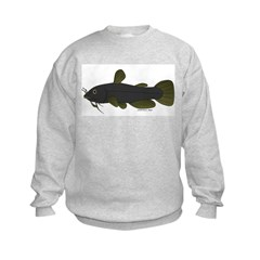 Bullhead Catfish Sweatshirt