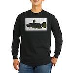 Bullhead Catfish Long Sleeve T-Shirt