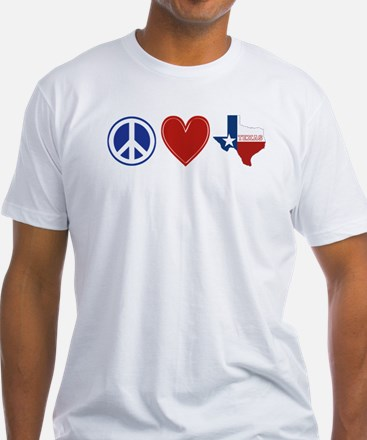 Peace Love Texas Shirt