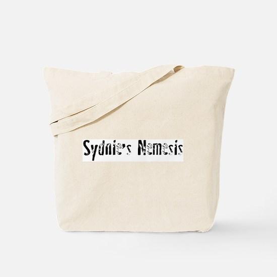 Sydnie's Nemesis Tote Bag